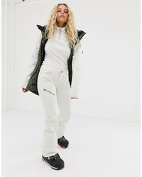 Volcom Pantalones - Blanco