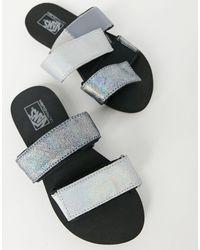 Vans Cayucas Iridescent Sandal - Multicolor