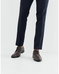 Jack & Jones Derby Shoes - Brown
