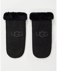 UGG Manoplas negras - Negro