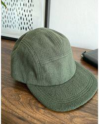 ASOS Cappellino a 5 pannelli - Verde