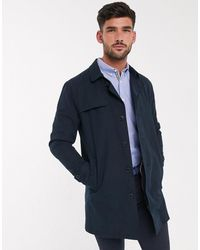 SELECTED Trenchcoat - Blauw