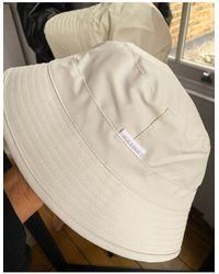 Rains Bucket Hat - Wit