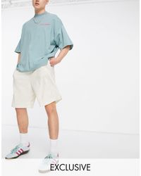 Collusion Basketball Shorts - Multicolour