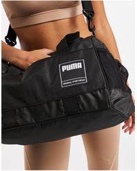 PUMA - Черная Сумка-дафл Training-черный Цвет - Lyst