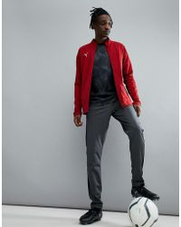 PUMA - Soccer Nxt Tracksuit Set In Red 65558002 - Lyst
