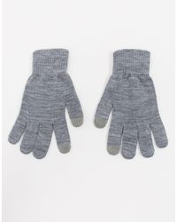 Glamorous Gloves With Touch Screen - Multicolour