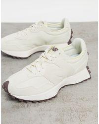 New Balance 327 Trainers - White