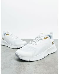 Under Armour Charged Rc Trainers - White