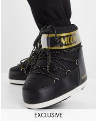 Moon Boot Exclusive Classic Low Snowboots - Black