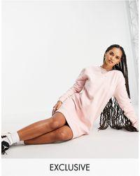 The North Face Zumu Jumper Dress - Pink
