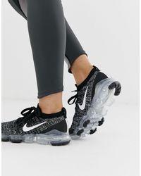 Nike Sneaker low Air Vapormax Flyknit 3 - Schwarz