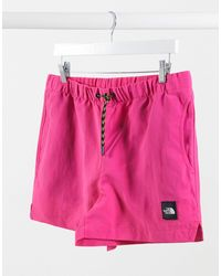 The North Face Mos - Short - Roze