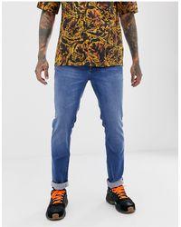 Wesc Eddy Slim Jeans - Blue
