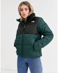 The North Face Saikuru Puffer Jacket - Green