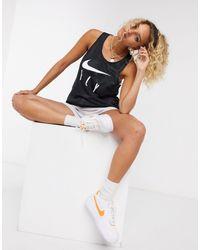 Nike Basketball Fly Reversible Jersey - Black