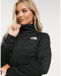 The North Face Active Trail Full Zip Fleece - Black