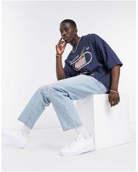 ASOS Baggy Jeans - Blauw