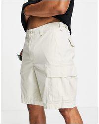 Polo Ralph Lauren Свободные Шорты Карго Песочного Цвета -светло-бежевый Цвет - Многоцветный