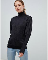 Minimum - Moves By Leg Of Mutton Sleeve Sweater - Lyst