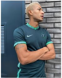 Nike Football Nigeria Stadium Away Jersey - Green