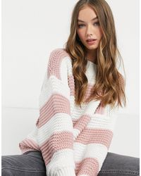 In The Style Jersey extragrande - Rosa