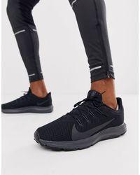 Nike - Черные Кроссовки Quest 2 - Черный - Lyst