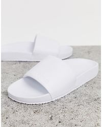 Polo Ralph Lauren Cayson - Slider bianchi - Bianco