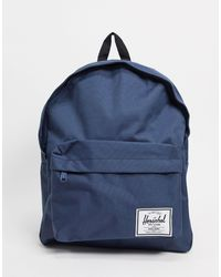 Herschel Supply Co. – Marineblauer Backpack im Westernstil
