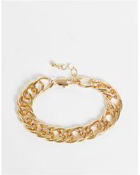 Pieces Chain Bracelet - Metallic