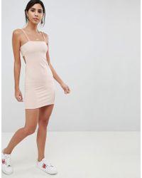 Oh My Love Cami Mini Dress - Multicolor