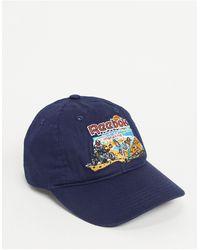 Reebok Classics Souvenir Cap - Blue