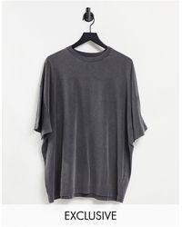 Reclaimed (vintage) Camiseta - Gris