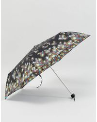 Fulton - Superslim 2 Peacock Umbrella - Lyst