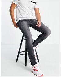 Burton Burton Skinny Fit Jeans - Grey