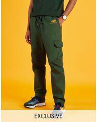 New Balance Cargo Pants - Green