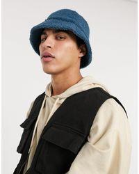 ASOS Bucket Hat - Blue