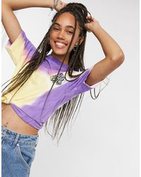Santa Cruz Planet Fade T-shirt - Multicolour