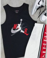 Nike Nike Jumpman Classic Vest - Zwart