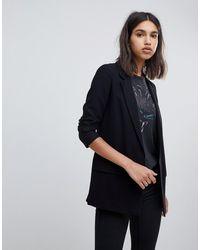 AllSaints - Aleida Tailored Blazer - Lyst