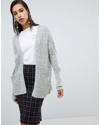 Vero Moda - Knitted Cardigan - Lyst