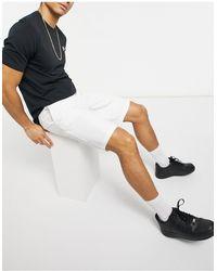 Nike - Белые Шорты Hybrid-белый - Lyst
