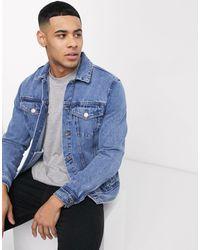 New Look Denim Jacket - Blue
