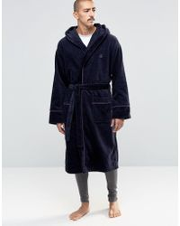 Ted Baker Dressing Gown - Blue
