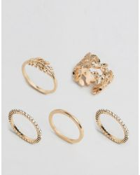 ALDO | Astiradda Multipack Rings | Lyst