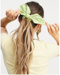 ASOS Bow Hair Scarf - Multicolour