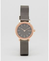 Skagen - Black Hald Mesh Watch Skw2492 - Lyst