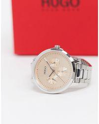BOSS by Hugo Boss Reloj en plateado #desire - Metálico