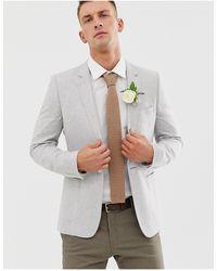 ASOS - Wedding - Blazer super skinny - Lyst