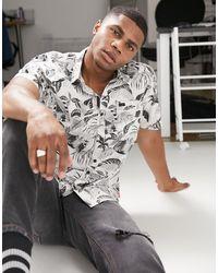 Globe Stay Tuned Short Sleeve Shirt - Multicolour